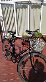 """MENS RALEIGH """"CHILTERN"""" City Bike."""