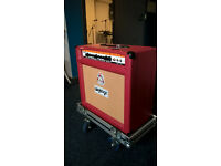 Orange Rockerverb Limited Blood Red Edition 50 MKII Amp 1x12 Combo