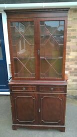 Display/Glass/Drinks Cabinet,