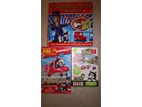 Postman Pat Toys: Games and a Book