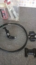 Reverb stealth seat post spares for sale