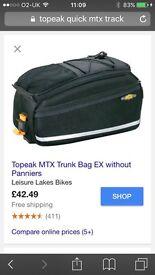 Topeak MXT pannier was £42