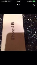 iPhone 4s box for sale