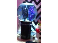 105 litres fish tank & stand