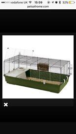 Extra Large indoor pet cadge