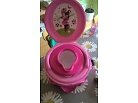 Minnie Mouse Potty System - NEW