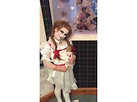 Annabelle costume