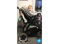 Baby start Pram pushchair stroller
