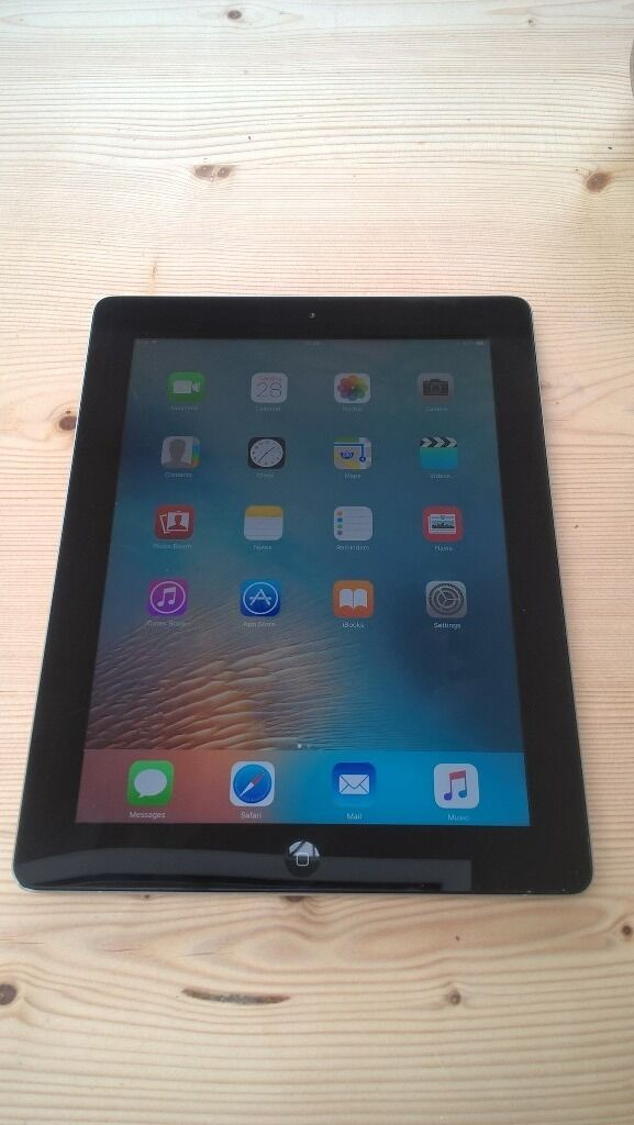 IPAD 3 WIFIRETINA DISPLAYMINT CONDITIONwith chargercan deliver locallyin Gosforth, Tyne and WearGumtree - IPAD 3 WIFI RETINA DISPLAY  MINT CONDITION with charger can deliver locally