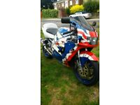 suzuki gsxr 600\750. reged as a 600 but has a 750 engine and 750 parts on bikes far from standard
