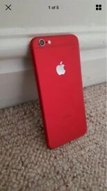Apple iPhone 6 (Red)