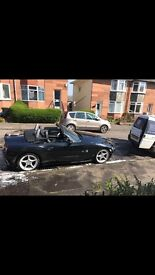 BMW Z4 convertible 2.0l roadster 57 plate full service history