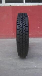 11 R 24.5 Drive Tires LANDED for $269.00 + GST. ***NO OTHER CHARGES OR FEES***