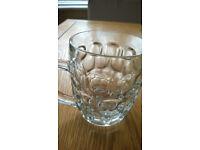 36 Half Pint Glasses