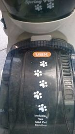 vax spring pets cleaner