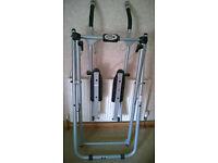 Gazelle exercise walking machine