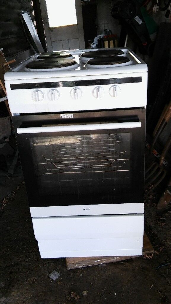 Freestanding oven and grill for sale