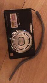 Panasonic FX77 LUMIX camera Full HD