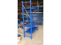 HEAVY DUTY INDUSTRIAL COMMERCIAL WAREHOUSE SHELVING RACKING UNIT BAY