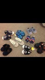 New bundle of baby Pram shoes