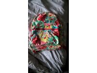 Cath Kidston Kids/Childs Floral Patchwork Backpack