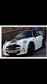 Mini Cooper S jcw, low miles, great through out