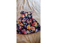Girls baby k dress 2-3 years