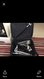 Pearl Demon drive double bass pedal