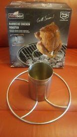 BBQ Chicken Roaster Stand