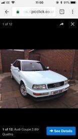 Audi80 Quatro