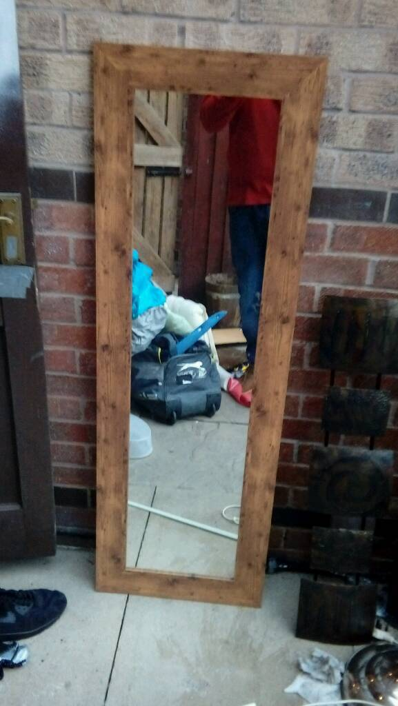 Mirrorin Bulwell, NottinghamshireGumtree - Lovely mirror never been up so virtually brand new