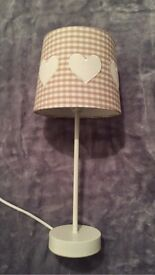 Next canvas drawers lamp and shelf