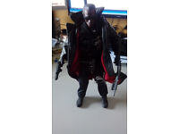 """Marvel Blade 12"""" Collectors Edition Figure (Perfect Comdition with display box)"""