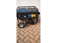 SGS 5500w 13hp petrol generator