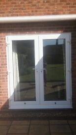 Patio doors upvc
