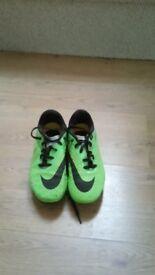 Nike HyperVenom UK size 2