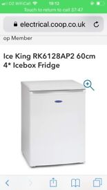 Iceking larder fridge