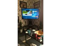 49 inch tv smart for sale with stand and wall bracket