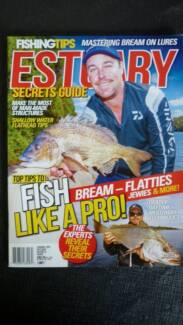 Estuary Secrets Guide (fishing magazine)