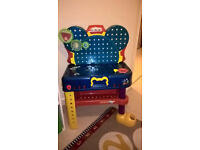 Mickey mouse workbench