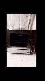 Kelvin Six Grid Combi Oven