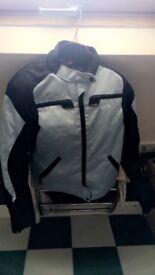 Ladies IXS motorbike jacket