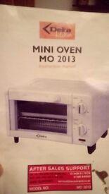 Delta Kitchen Mini Oven