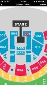 Platinum Britney Spears tickets