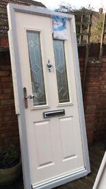 BRAND NEW, PREMIUM, UPVC COMPOSITE DOOR & UPVC FRENCH DOORS