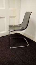 6x modern office chairs