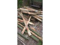 Wood for burner (Free)