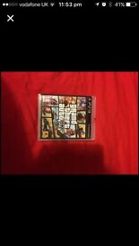 Grand theft auto 5 for PS3