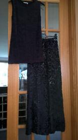 Ladies 'dressy' suits size 8-10. (2 & 3-piece suits)