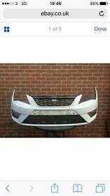 Seat Leon fr bumper